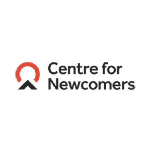 Centre for Newcomers Logo
