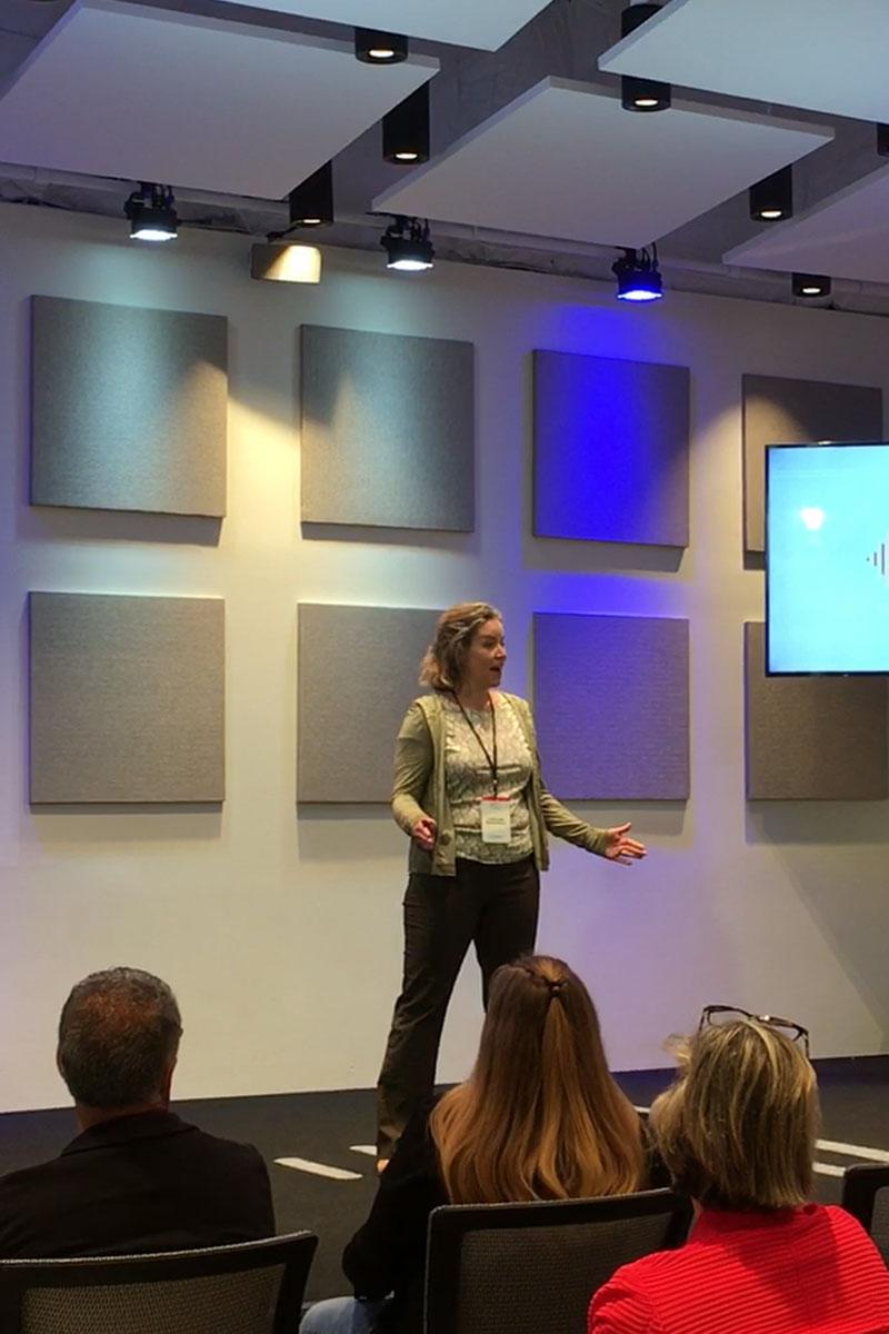 Caroline Brookfield Keynote Speaking